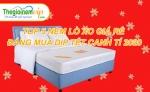 Top 5 nệm lò xo giá rẻ đáng mua dịp Tết Canh Tí 2020