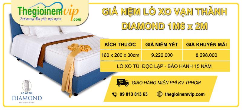 gia-nem-lo-xo-tui-van-thanh-diamond-1m6-x-2m