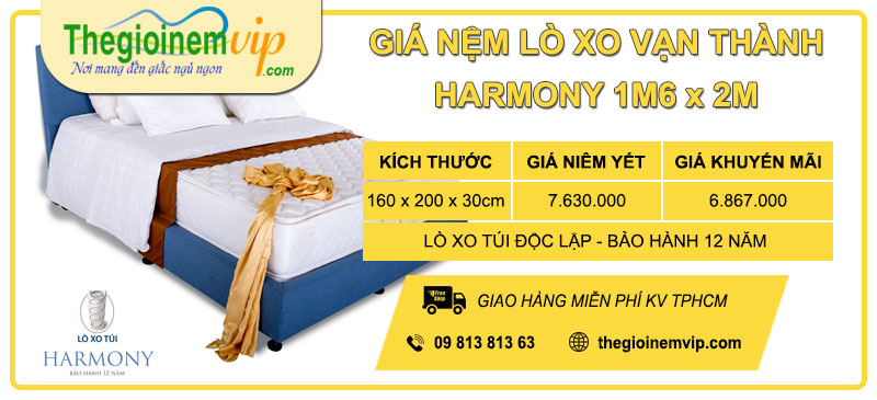 gia-nem-lo-xo-tui-van-thanh-harmony-1m6-x-2m