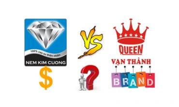 Nệm cao su Kim Cương và Vạn Thành - kinh tế hay thương hiệu?