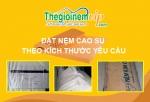 Đặt nệm cao su theo kích thước yêu cầu tại TPHCM