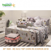 EP1826 - BỘ SƯU TẬP CHĂN RA EVERON 2018