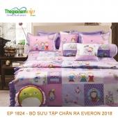 EP1824 - BỘ SƯU TẬP CHĂN RA EVERON 2018